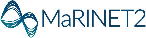 MaRINET2 logo 2colour landscape