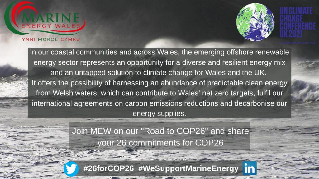 'Road to COP26' Initiative